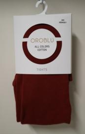 Oroblu All Colors Cotton panty art. VOBFC1LT0 - brique (redwood 1)