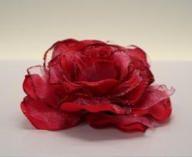 Damescorsage Roos art. 106140 - rood