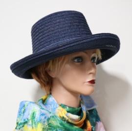Mayser dameshoed Lillen art. 1325301 - donkerblauw