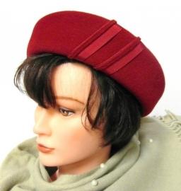 Whiteley dameshoed art. 510 - rood