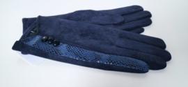 Dameshandschoenen art. 5920234 - blauw