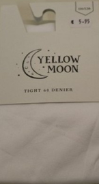 Yellow Moon kinderpanty art. 345 - wit
