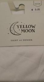 Yellow Moon kinderpanty art. 345 - wit