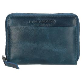 Micmacbags portemonnee Porto art. 18066 - blue