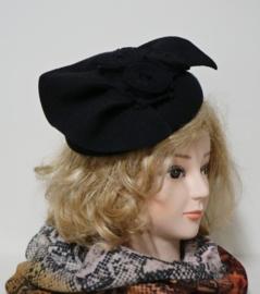 Complit dameshoed art. 21855 - zwart