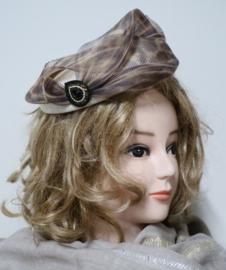 Weba Hats damesdop/haargarnering art. Z92 - crème/beige