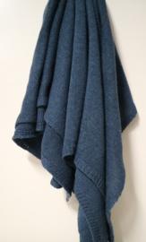 Giuliano damesshawl art. 2122 - jeans/petrol