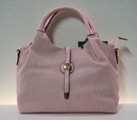 Hand- en schoudertas art. 20053 - roze