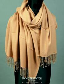 P-Modekontor pashmina shawl art.  1032100-4 - camel
