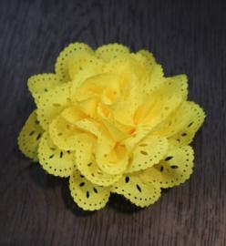 Haarknipje art. 5310 - geel
