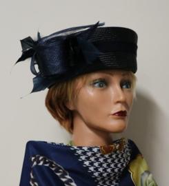 BWS dameshoed art. 2102 - donkerblauw