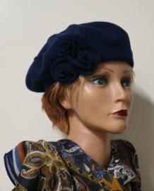 Headwear damesbaret art. BAC905T - navy