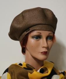 Complit dameshoed art. AM156 - cognac/bruin