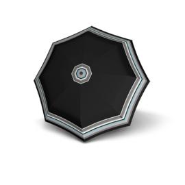 Knirps T.703 Automatic paraplu Grace art. 96 3703 4101 - donkergrijs