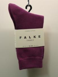 FALKE damessokken Family art. 47675 - burgundy