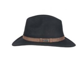 Hatland Parsons Crushable hoed art. 55033 - zwart