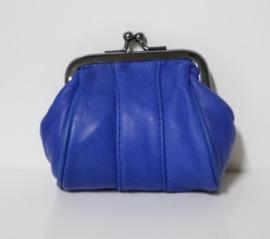 Beursje klein art. 933 - kobaltblauw