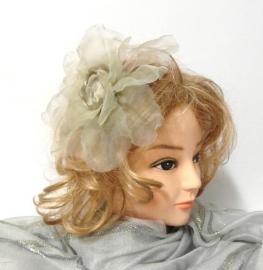 Haargarnering  Rosa - zandkleur