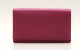 DD damesportemonnee art. 02C301 - pink