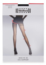 Wolford steunpanty Miss W 30 art. 11218 - diverse kleuren