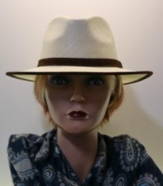 Stetson Traveller Panama hoed art. 2468414 - naturel