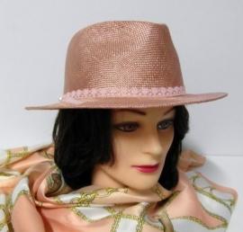 BWS dameshoed art. 2121 - oudroze