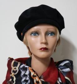 Mayser damesbaret Angelique art. 1322731 - zwart