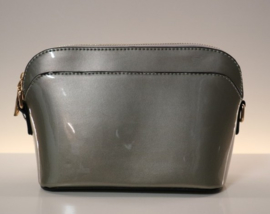 Dudlin schoudertasje art. 2060 - grijs/taupe
