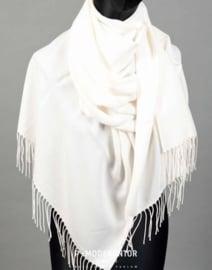 P-Modekontor pashmina shawl art.  1032100-1 - ecru