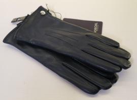 Roeckl lederen dameshandschoen Smart Classic met fleecevoering art. 13011-019 - navy