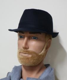 Stetson Trilby hoed Teton art. 1111101 - donkerblauw