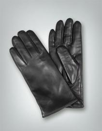 Roeckl lederen dameshandschoen Classic Fleece art. 13011-193 - zwart