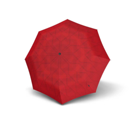 Knirps T.760 Automatic paraplu Amaochi art. 96 3760 8385 - oranjerood