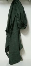 P-Modekontor omslagdoek art. 5950534-10 - groen gemêleerd