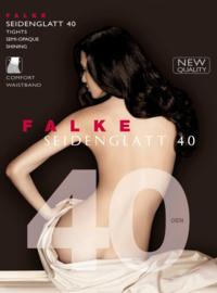 FALKE Seidenglatt 40 art. 40414  - marine