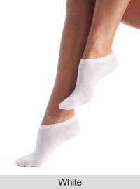 Oroblu Solange Sport enkelsokje - wit