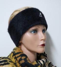 Kangol Furgora hoofdband art. K3125ST - zwart