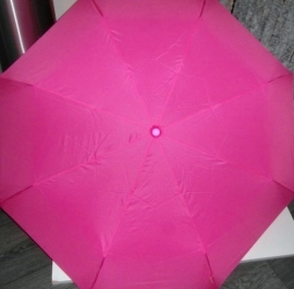 MiniMax paraplu - knalroze