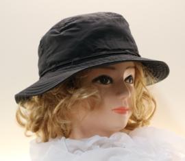 Hatland zonnehoedje Kaia Lady  art. 42002 - zwart