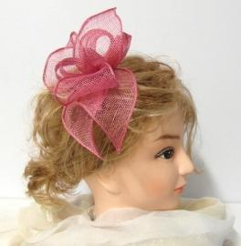 Dameshaargarnering Emma - roze