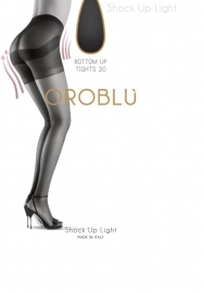 Oroblu Shock Up Light 20 - zwart