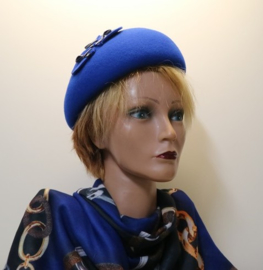 Andrea dameshoed art. 10746 - kobaltblauw
