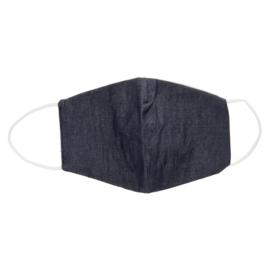 Mondmasker / mondkapje Uni art. 030 - jeans