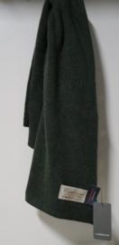 P-Modekontor unisex shawl art. 5938534-10 - groen gemêleerd