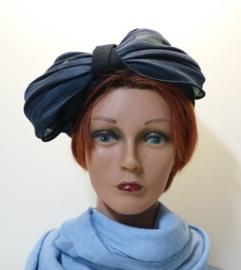 Complit dameshoed art. 20654 - donkerblauw