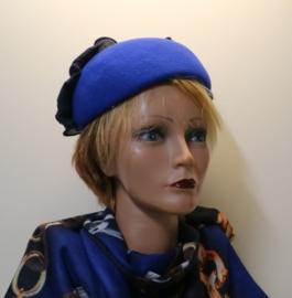 Complit dameshoed art. 20654 - kobaltblauw