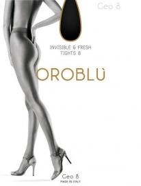 Oroblu Geo 8 panty - black