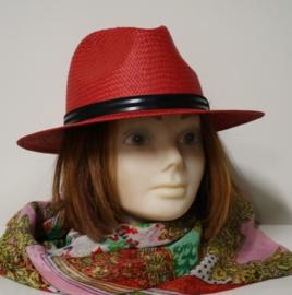 Andrea meisjeshoed art. 10647 - rood