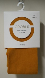 Oroblu All Colors Cotton panty art. VOBFC1LT0 - okergeel (yellow 10)