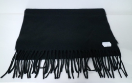 Unisex shawl uni art. 57507 - zwart